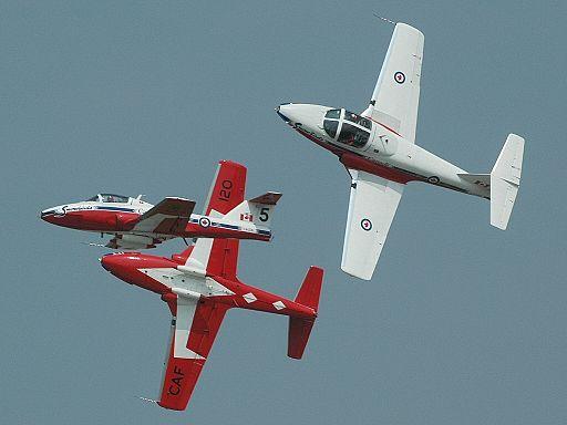 Canadair CT-114 Tutor (CL-41A), Canada - Air Force AN0874881