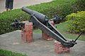 Cannon - Hazarduari Complex - Nizamat Fort Campus - Murshidabad 2017-03-28 6369.JPG