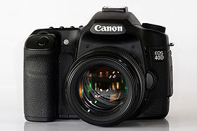 Image illustrative de l'article Canon EOS 40D