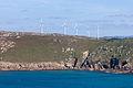 Cantís da costa vistos desde o faro do Cabo Vilán. Camariñas. Galiza CV06.jpg