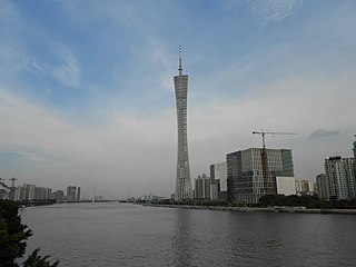 Guangzhou Tv Tower