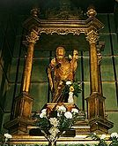 Capela de Nª Srª da Saúde - Altar (2)