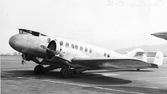 Five Came Back - Capelis XC-12