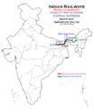 Capital Express (Rajendranagar Patna - Guwahati) (Rajendranagar Patna - New Jalpaiguri) route map.png