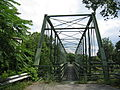 Capon Lake Whipple Truss Bridge Capon Lake WV 2009 07 19 02.jpg