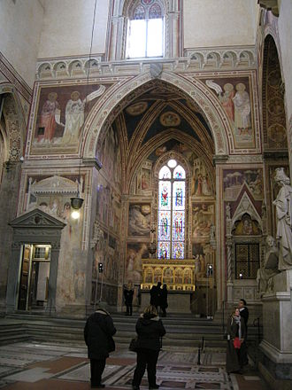 Baroncelli Chapel - Baroncelli Chapel.
