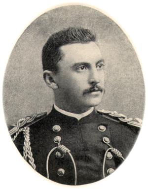 Buckey O'Neill - Image: Captain Buckey O'Neill