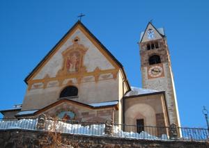 Carano - San nicolo church