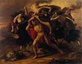 Carl Rahl - Orestes Pursued by the Furies (1852).jpg