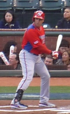 Carlos Beltrán on March 17, 2013