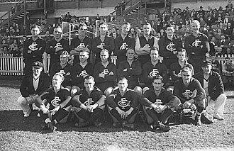 1945 VFL Grand Final - Carlton FC, premier team