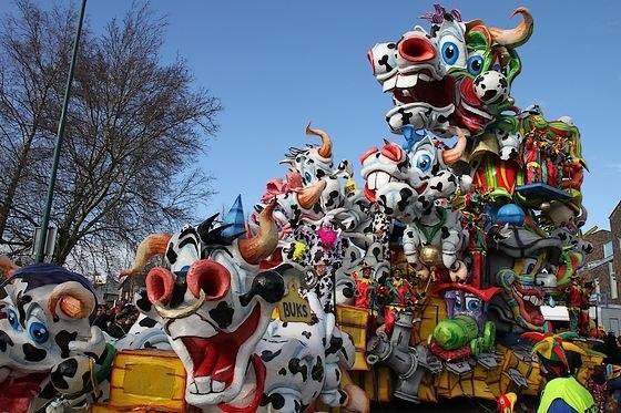 Carnaval 2013 Netherlands