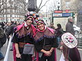 Carnaval des Femmes 2015 - P1360726 - Place du Châtelet (Paris).JPG