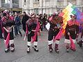Carnaval des Femmes 2015 - P1360805 - Boliviens place de l'Hôtel-de-Ville - Paris.JPG