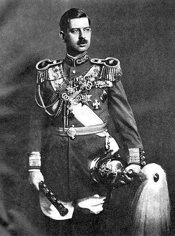 [✔] Regatul României 356px-Carol_al_II-lea