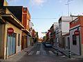 Carrer de l'Albufera del Palmar, País Valencià.JPG