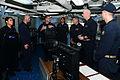 Carrier Strike Group One commander visits USS Bunker Hill 141107-N-GW918-085.jpg