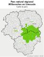 Carte PNR Millevaches en Limousin.png