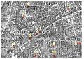Carte des meurtres de 1888 à 1891 à Whitechapel (Londres).jpg
