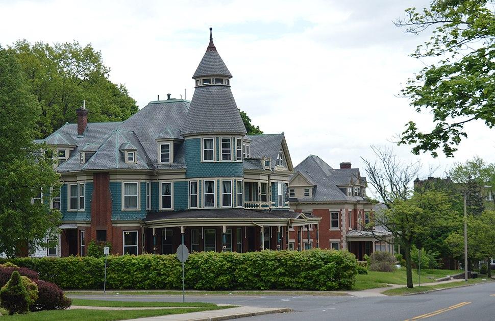 Casper Ranger House, Holyoke Mass