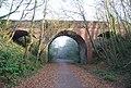 Castle Lane Bridge over Cycleway 2 - geograph.org.uk - 1111854.jpg