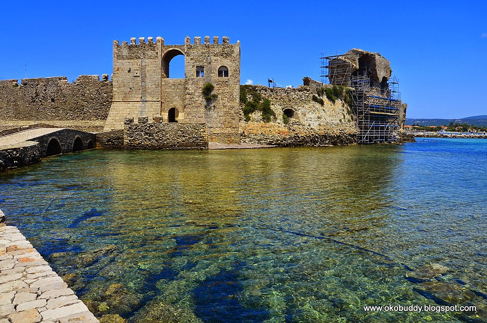 Castle of Methoni - panoramio