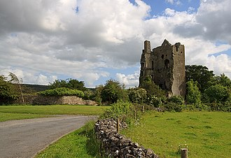 Upper Ossory - Image: Castles of Leinster Cullahill, Laois (geograph 2495802)
