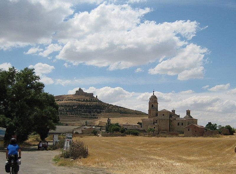 Vista de Castrojeriz