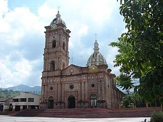 Timaná - Church of Timaná