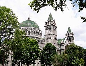 Thomas P. Barnett - Image: Cathedral basilica of saint louis