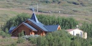Reyðarfjörður - Catholic Church, 2017
