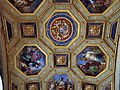 Ceiling photo-45 PIVS NONVS PONT MAX ANNO DOM MDCCCLVII.JPG