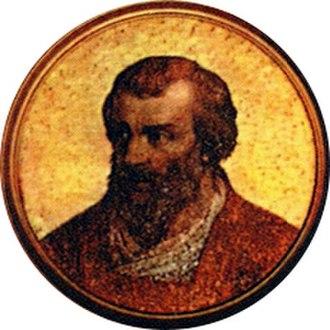 Pope Celestine III - Image: Celestin III