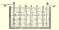 Cella per l'elettroraffinazione del rame.png