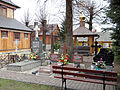 Cemetery in the courtyard of Orthodox church of the St. Mary's Birth in Bielsk Podlaski - 02.jpg