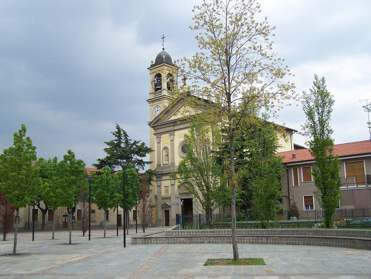 Parrocchia San Giovanni A Teduccio Vicoletto Villa