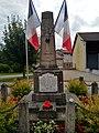 Château-des-Prés - Monument aux morts (juil 2018).jpg