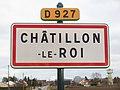 Châtillon-le-Roi-FR-45-panneau d'agglomération-02.jpg
