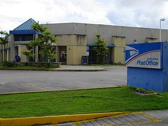 Chalan Kanoa - Chalan Kanoa Post Office