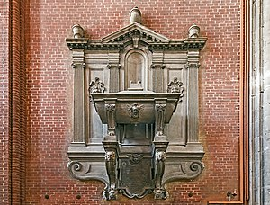 Edward Windsor, 3rd Baron Windsor - Tomb in Santi Giovanni e Paolo, Venice