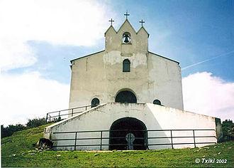 Trinitarian steeple - Image: Chapelle st antoine