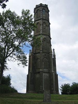 Charborough - Charborough Tower