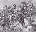 Charge du « Ostpreuss-regiment » à Haynau, 26 mai 1813.jpg