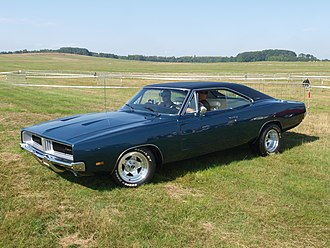 Dodge Charger - The second generation Charger was the most famous, for being used in various Hollywood movies like Bullitt and TV series as General Lee in The Dukes of Hazzard