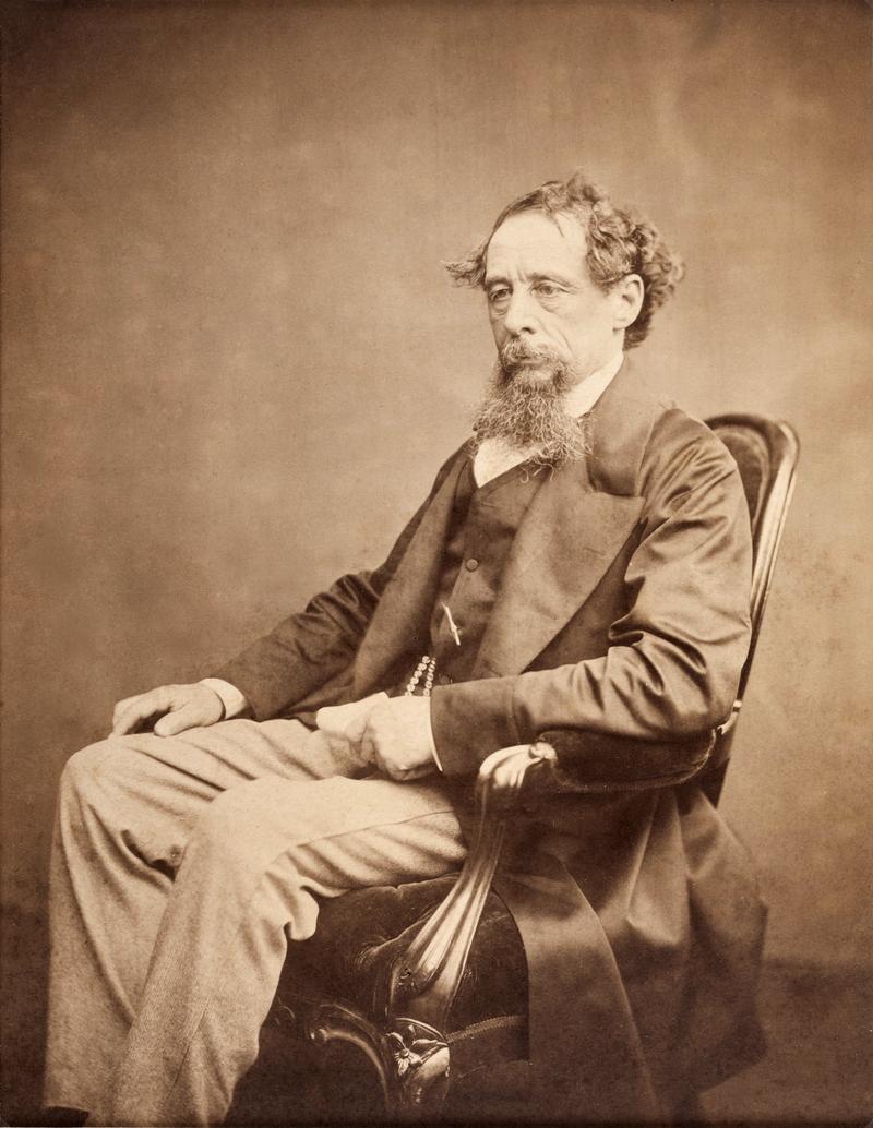 Чарльз Диккенс / Charles Dickens