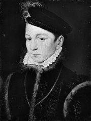 Charles IX (1550–1574), King of France