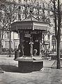 Charles Marville, Châlet des petits marchands du Square des Arts et Métiers, ca. 1865.jpg