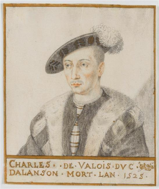 Charles d'alencon