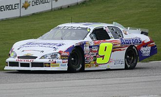 Chase Elliott - Elliott's 2013 ARCA car at Road America