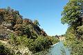 Chechnya Argun River.JPG